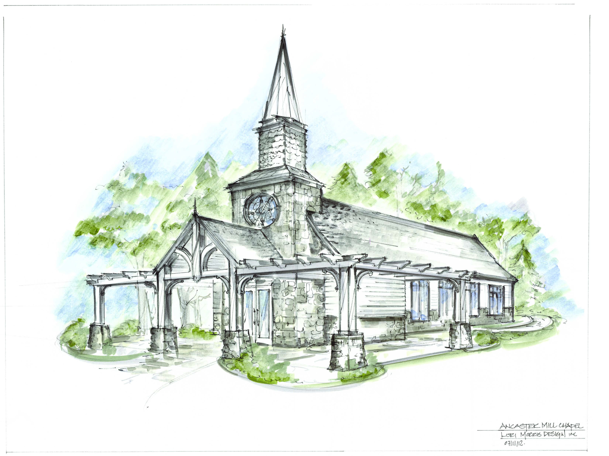 Chapel rendering  email 1